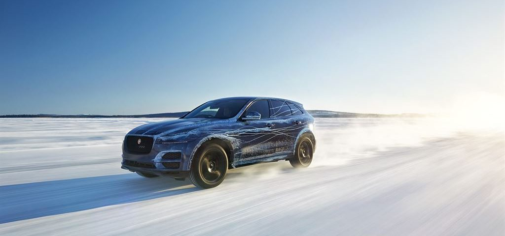 Jaguar F Pace and XE will be sent to the SVR finishing school