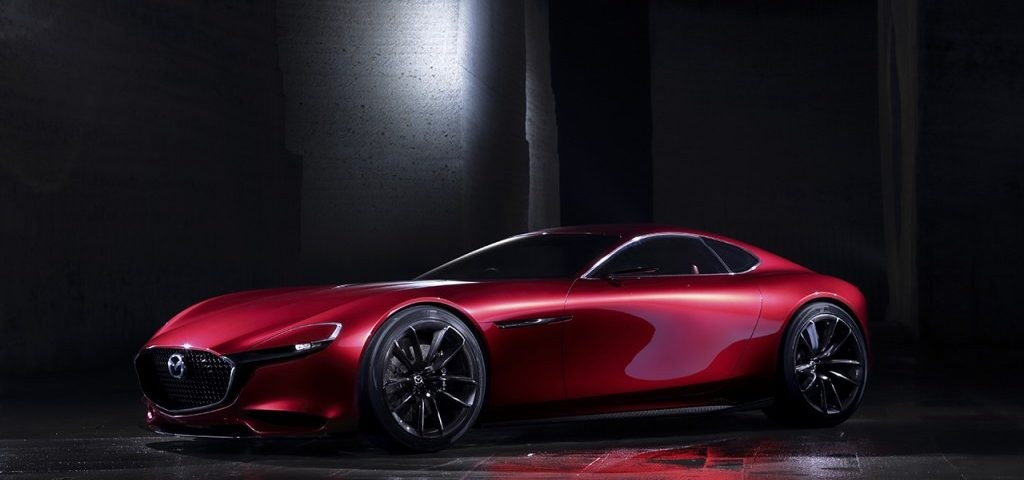 Mazda apparently downplays production RX revival